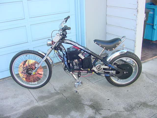 I-zip electric chopper