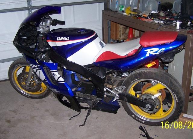 Yamaha Fzr Fairings