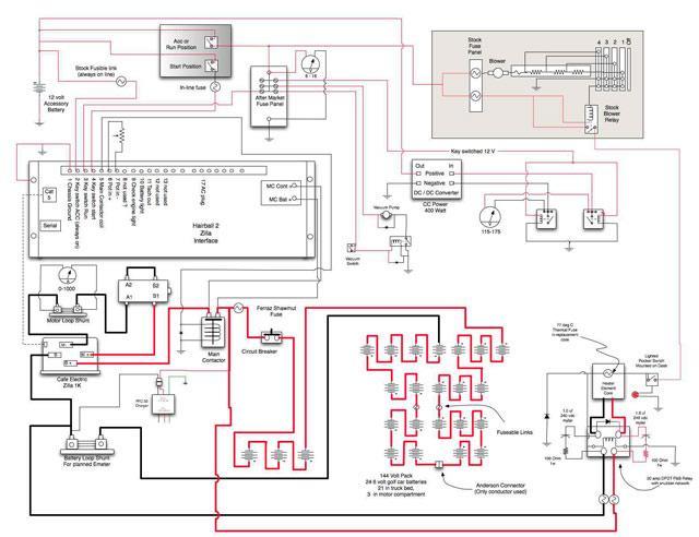 wiring diagram schematic