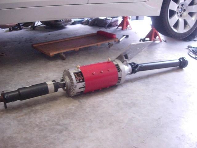 2x 7 kw hub motor for car endless sphere