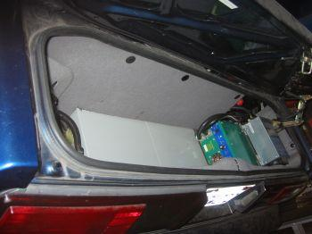 Finished Rear Trunk
