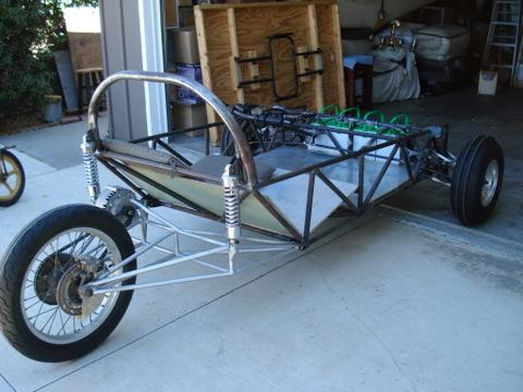 Electric Reverse Trikes  Ideas, Rants, Collaboration? - Page 4