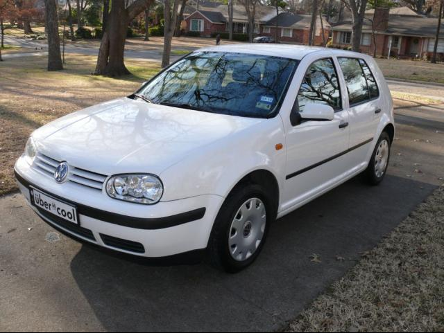 1999.5 VW Golf Mark IV