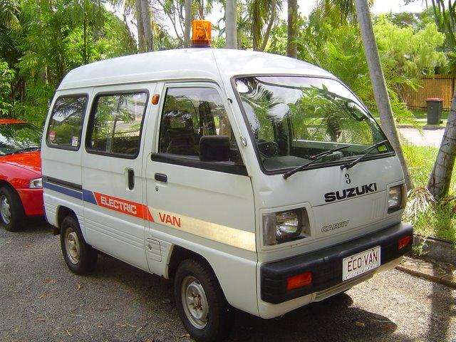 jon pels 1990 suzuki super carry van rh evalbum com Suzuki Multicab Van Philippines Suzuki Super Carry Van Pick Up