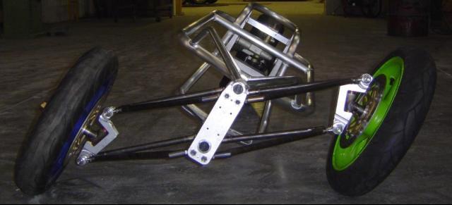 swincar 四轮侧倾电动车