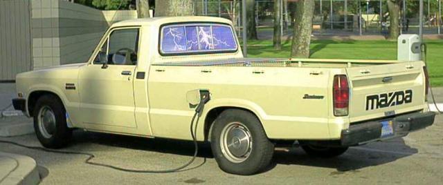 1982 Mazda B2000 pickup