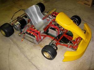 Custom Electric Shifter Kart