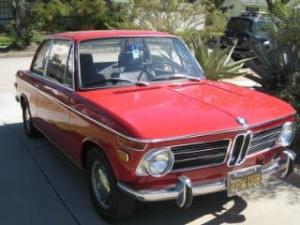 1969 BMW 2002 - Electric