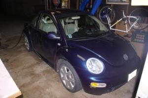 2001 VW New Beetle - Electric Bug