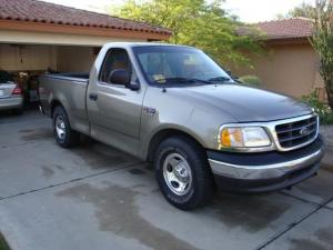 James Mannetts Ford F - 2002 f150