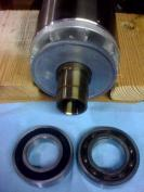 From open bearings to sealed bearings