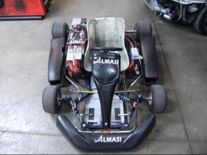 2005 Brm Racing Go Kart Almasi Electric