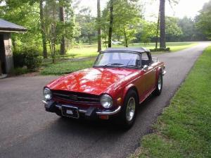 TR6 top up