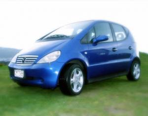 Mercedes Benz A160 Conversion
