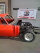 1981 Camaro Dragster