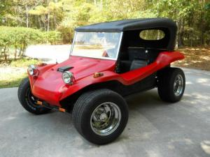 Electric Dune Buggy