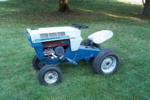 Jim Phillips 39 Sears Suburban Garden Tractor