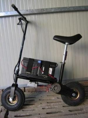 Resta S 2009 Scooter