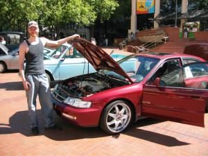 1997 Honda Accord Electric Conversion