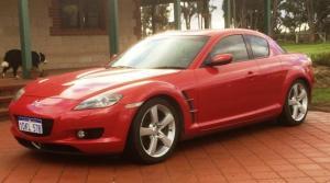 David's 2006 Mazda RX8