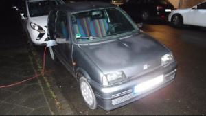 Richard's 1995 Fiat Cinquecento