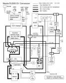 larry george's 1982 mazda b2000 pickup mazda b2000 wiring diagram #4
